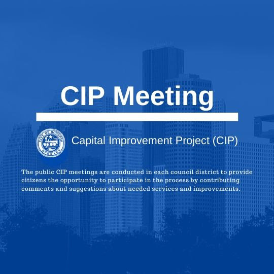 Capital Improvement Project Definition